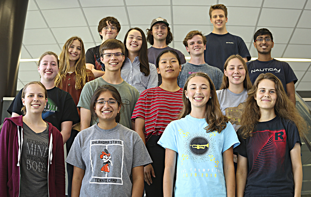 2019 FHS National Merit Semifinalists