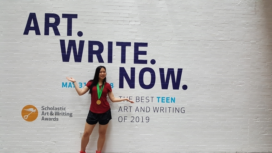 Alice Cai, a 16-year-old Fayetteville High School Student, recently published her debut children's book based on a draft she started in 2014 at the Northwest Arkansas Kidswrite Summer Camp — now called the Young Writers Camp — which is organized by the University of Arkansas.