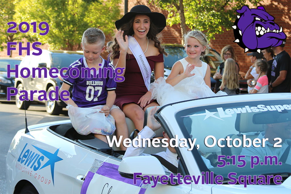 Can't make it to the Square on Wednesday, October 2 for the Homecoming Parade? You can watch it live on the FHS-TV YouTube channel: https://www.youtube.com/channel/UCXEhkF11XQluDIGsYKxko0Q