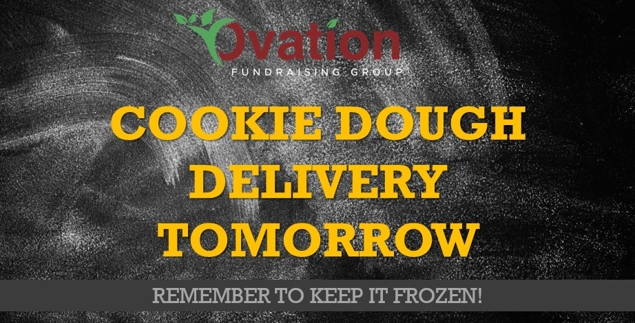 Cookie Dough Delivery Tomorrow