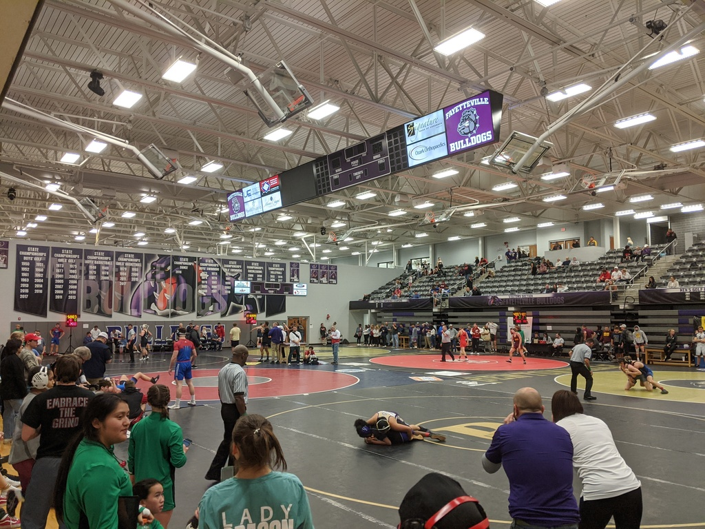 FHS Wrestling Meet