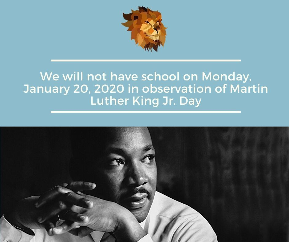 MLK-No School
