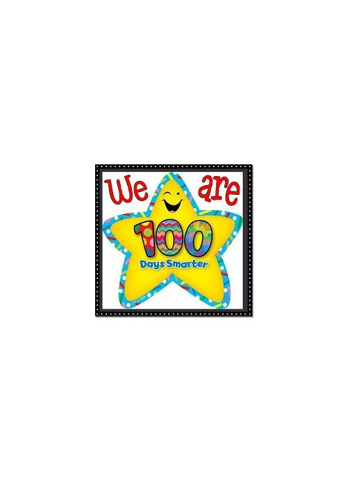 100 day of school flyer