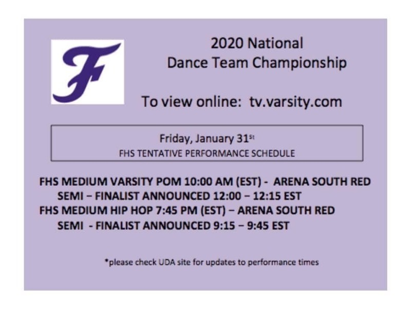 Dance Team National Championship