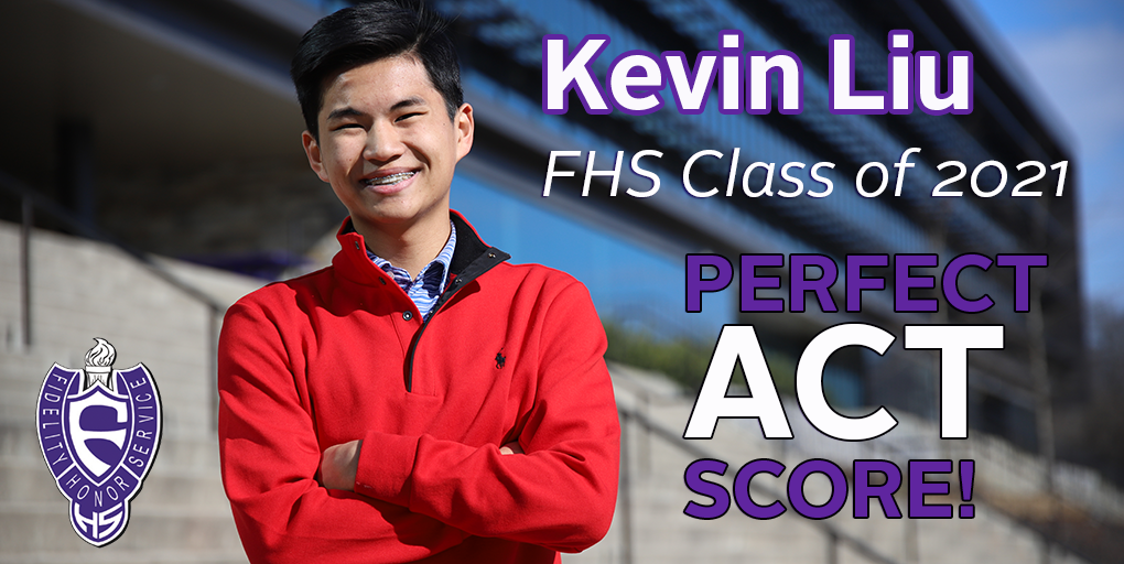 Yet another academic champion at Fayetteville High School!