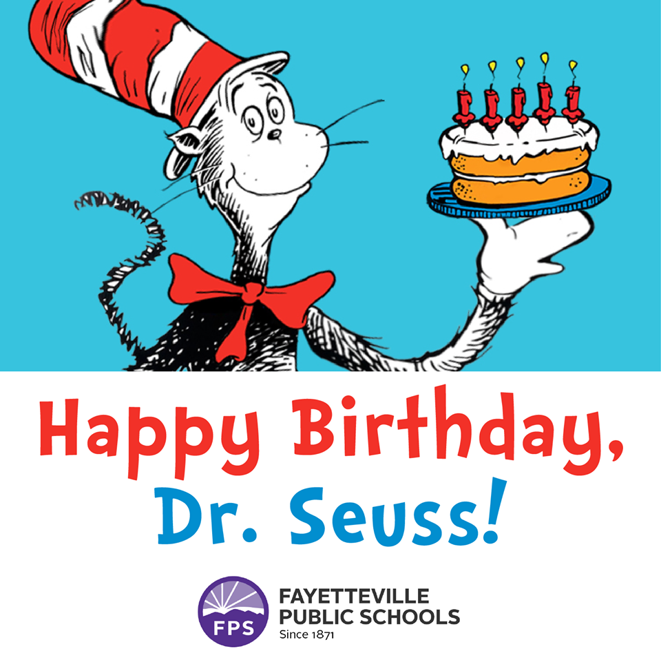 Happy Birthday, Dr. Seuss!!
